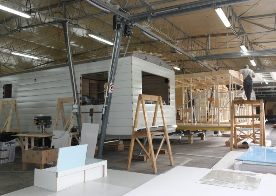 Mobilheim, Hollandhaus, Wohncontainer, Chalets, Wohnwagen, Dauerwohnwagen (3)