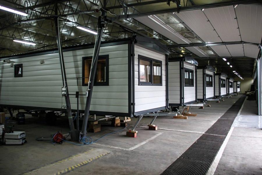 Mobilheim, Hollandhaus, Wohncontainer, Chalets, Wohnwagen, Dauerwohnwagen (5)