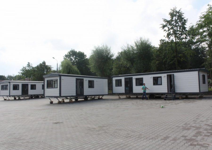 Mobilheim, Hollandhaus, Wohncontainer, Chalets, Wohnwagen, Dauerwohnwagen (6)